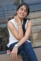 Beautiful Regina Cassandra Photos in Sleeveless White Top & Blue Jeans