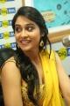Regina Cassandra Hot in Yellow Saree @ 92.7 BIG FM