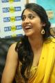 Regina Cassandra Yellow Saree Stills @ 92.7 BIG FM