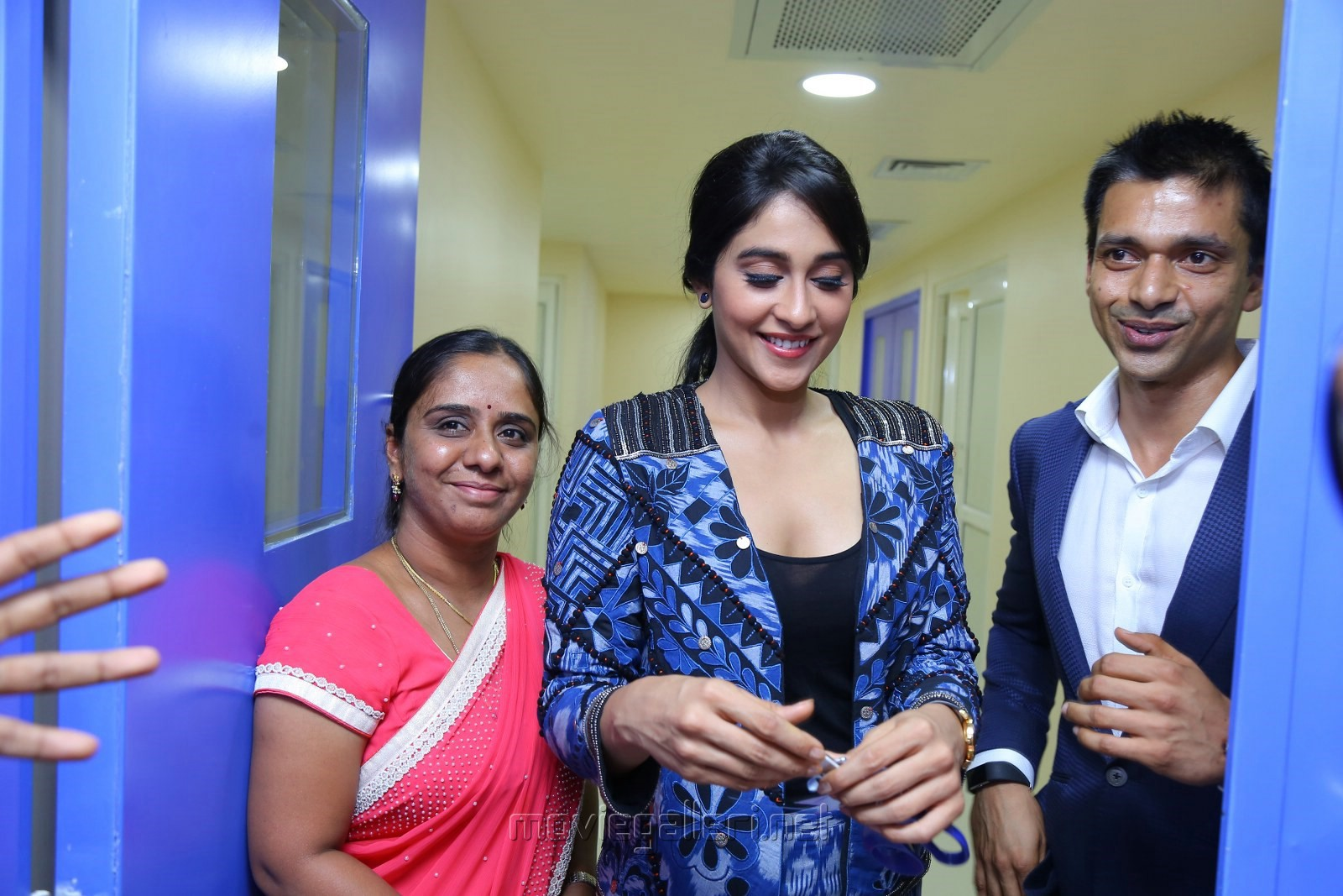 Regina Cassandra launches Dr Agarwals Eye Hospital at Himayat Nagar Photos