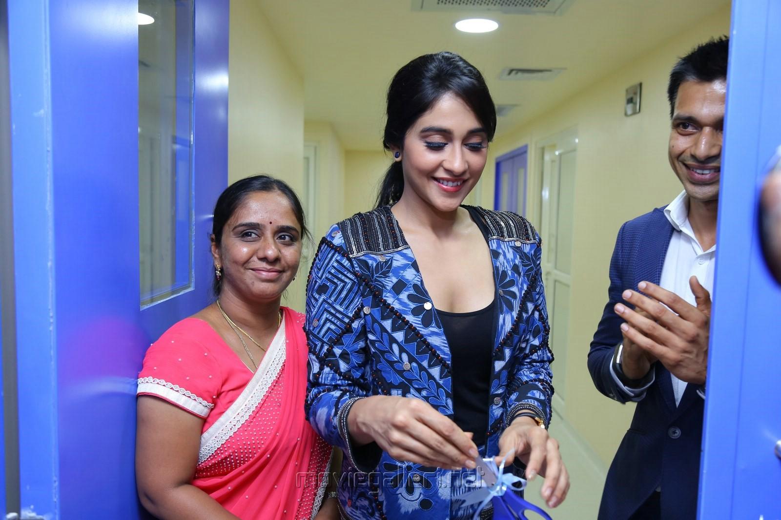 Regina Cassandra launches Dr Agarwals Eye Hospital at Himayat Nagar Photos