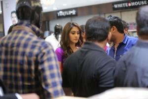 Actress Regina launches Dress Circle Shopping Mall, Kadapa