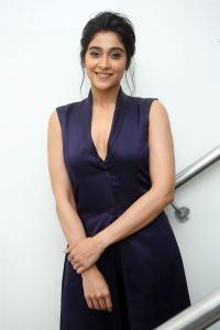 Actress Regina Cassandra Images @ Evaru Pre Release Event