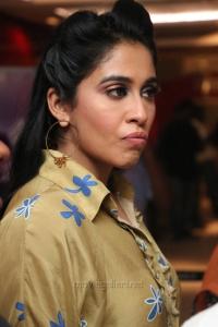 Actress Regina Cassandra HD Photos @ Mr Chandramouli Audio Launch