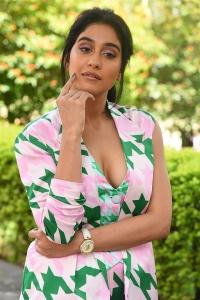 Actress Regina Cassandra Hot Pics @ Evaru Movie Thanks Meet