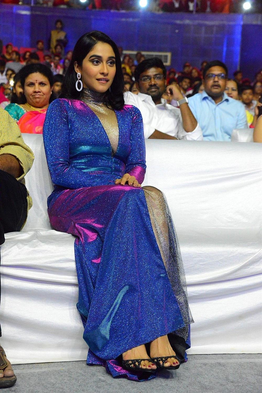 Regina Cassandra Hot Latest Pictures @ Zee Telugu Cine Awards 2020 Red Carpet