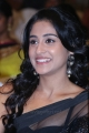 Regina Cassandra in Black Saree Stills @ Ra Ra Krishnayya Audio Release