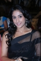 Actress Regina in Black Saree Stills @ Ra Ra Krishnayya Audio Release