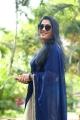 Tamil Actress Rekha Blue Saree Images