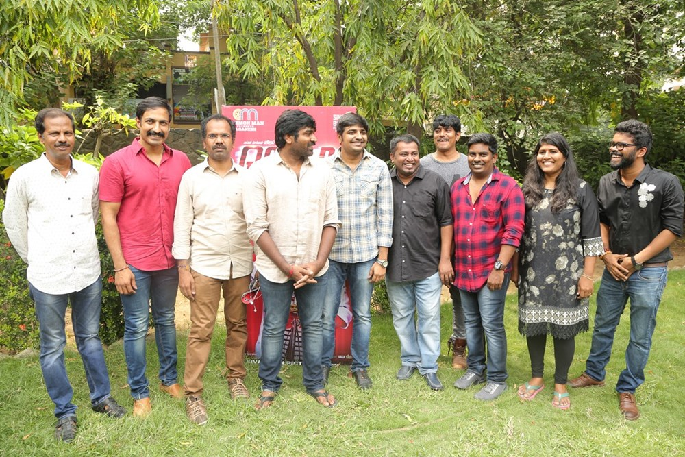 Rekka Press Meet Stills