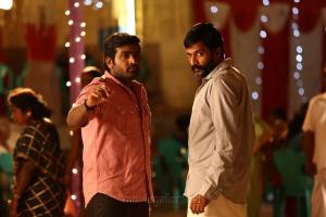 Vijay Sethupathi, Kishore in Rekka Movie Stills