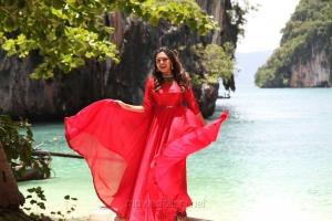 Actress Lakshmi Menon in Rekka Movie Stills