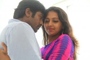 Vijay Sethupathi, Lakshmi Menon in Rekka Movie Stills