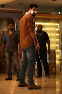 Actor Kabir Duhan Singh in Rekka Movie Stills