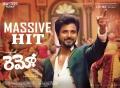 Actor Sivakarthikeyan in Remo Movie Massive Hit Wallpapers
