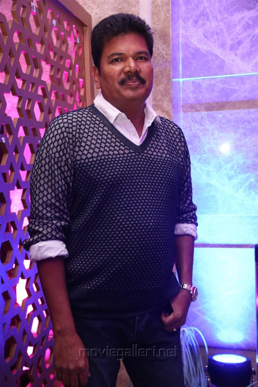 Shankar @ Remo Movie Title Track Launch Stills