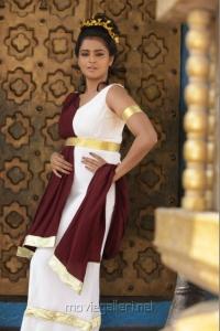 Actress Ramya Nambeesan in Rendavathu Padam Latest Stills