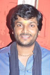 Singer Harish Raghavendra at Rendavathu Padam Movie Audio Launch Stills