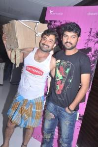 Aravind Akash, Vimal at Rendavathu Padam Movie Audio Launch Stills