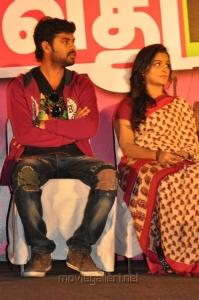Vimal, Ramya Nambeesan at Rendavathu Padam Movie Audio Launch Stills