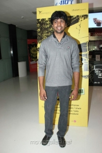Madhan Karky at Rendavathu Padam Movie Audio Launch Photos