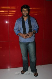 Harish Raghavendra at Rendavathu Padam Movie Audio Launch Photos