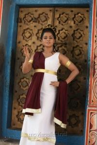 Actress Ramya Nambeesan in Rendavathu Padam Tamil Movie Stills