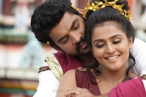 Vimal, Ramya Nambeesan in Rendavathu Padam Tamil Movie Photos