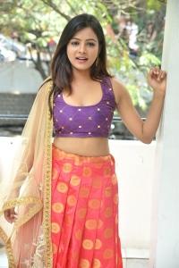 Actress Renusri Photos @ Aadharam Movie Poster Launch
