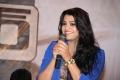 Actress Tashu Kaushik @ Reporter Movie Trailer Launch Stills