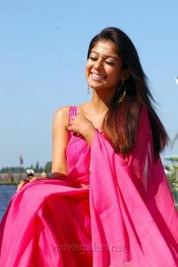 Actress Nayanthara in Reporter Tamil Movie Stills