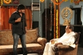Chalapathi Rao at Reporter Movie Working Stills