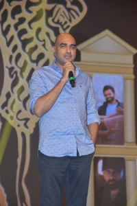 Krish Jagarlamudi @ Republic Movie Pre Release Event Stills