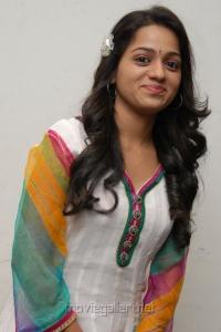 Actress Reshma Latest Photos in White Dress