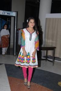 Actress Reshma at Crescent Cricket Cup 2012 Press Meet