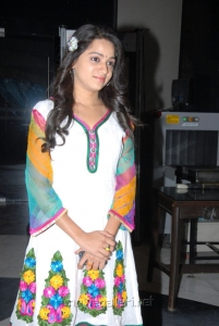 Actress Reshma in White Dress Pictures