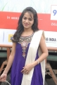 Actress Reshma @ 92.7 BIG FM Hyderbad Save Water Campaign Launch