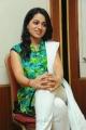 Actress Reshma Cute Photoshoot Stills in Green Churidar