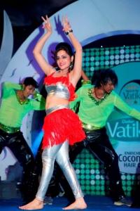 Telugu Actress Reshma Hot Dance Performance Stills
