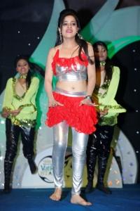 Ee Rojullo Actress Reshma Hot Dance Performance Stills