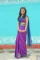 Telugu Actress Reshma in Saree Photo Shoot Stills