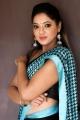 Actress Reshma Pasupuleti Hot Saree Photoshoot Pics