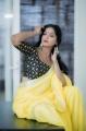 Tamil Actress Reshma Saree Photoshoot Images