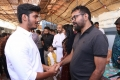 Akash Puri, Sukumar @ Resound Movie Opening Stills