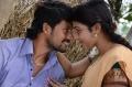 Akhil, Saranya Nag in Retta Vaalu Movie Latest Photos