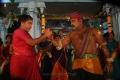 Kovai Sarala, Thambi Ramaiah in Retta Vaalu Tamil Movie Stills
