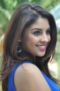 Telugu Actress Richa Gangopadhyay Photos at Mirchi Interview