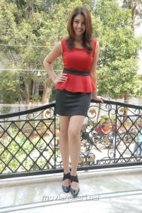 Actress Richa Gangopadhyay Pics at Mirchi Success Meet