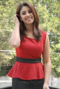 Actress Richa Gangopadhyay Pictures at Mirchi Success Meet