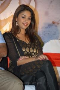 Actress Richa Gangopadhyay Hot Stills in Black Silk Churidhar